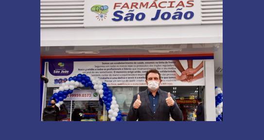 Capão da Canoa ganha nova loja de Farmácias São João