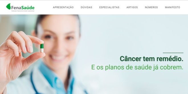 FenaSaúde lança site com informações sobre o tratamento do câncer pelos planos de saúde